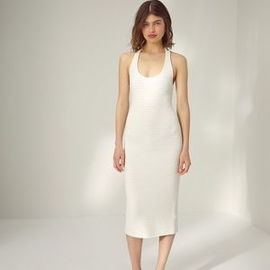 NWT Wilfred Halter Dress